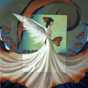 angel-monarch-wings-oils-wood-panel-40x40